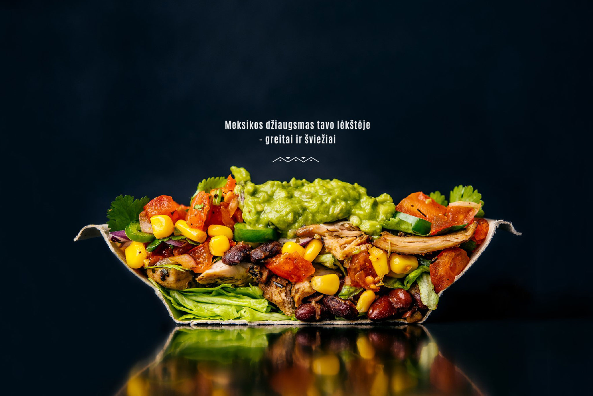 meksikietiskas maistas Vilnius